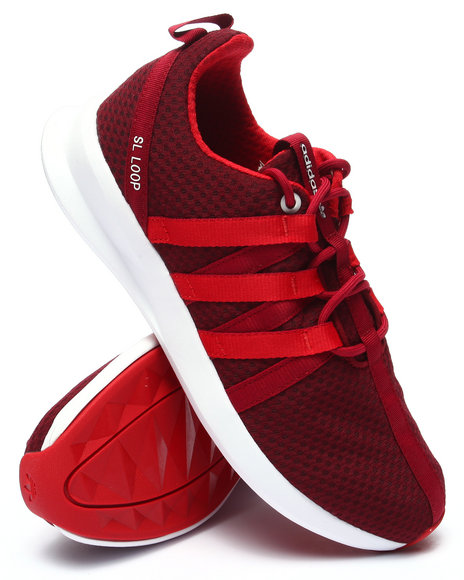 Adidas - Men Red S L Loop 2.0 Split Racer