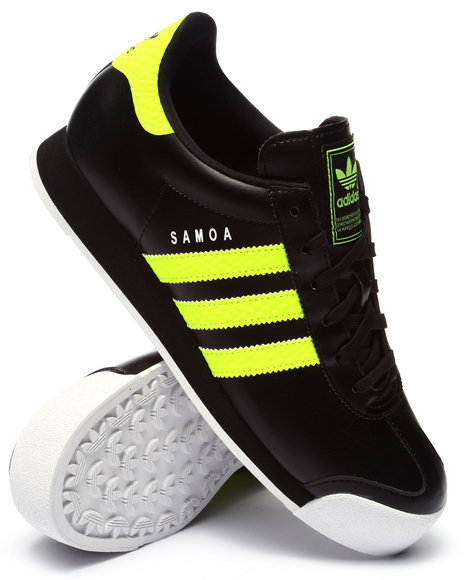 Adidas - Men Black Samoa Energy - $65.00