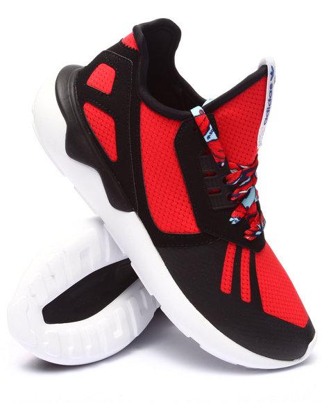 Ur-ID 219018 Adidas - Men Red Tubular 1.0 Runner