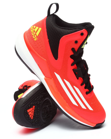 Adidas - Men Red Title Run Hi