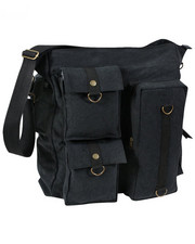 Rothco - Rothco Vintage Multi Pocket Messenger Bag