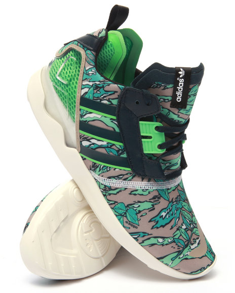Ur-ID 219025 Adidas - Men Green Z X 8000 Boost