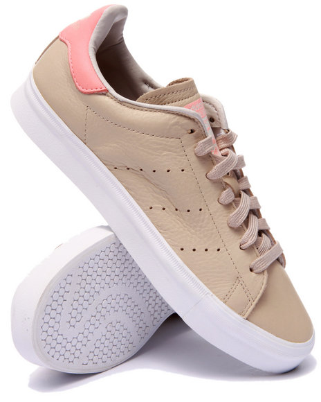Ur-ID 219030 Adidas - Men Beige Stan Smith Vulc