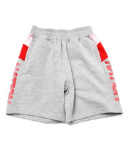 Shorts - HALF TONE FRENCH TERRY SHORT (2T-4T)