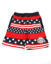 Shorts - STARS & STRIPES SHORTS (4-7)