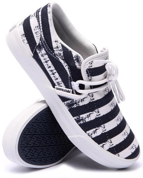 Ur-ID 219039 Supra - Men Blue,White Cuba Sneakers