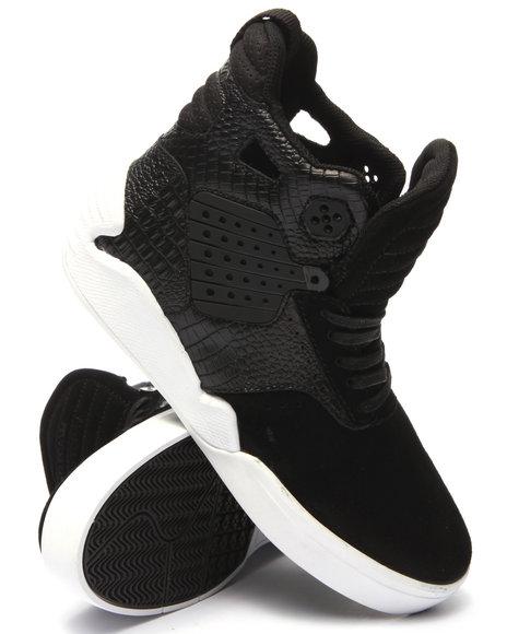 Ur-ID 219044 Supra - Men Black Skytop Iv Sneakers