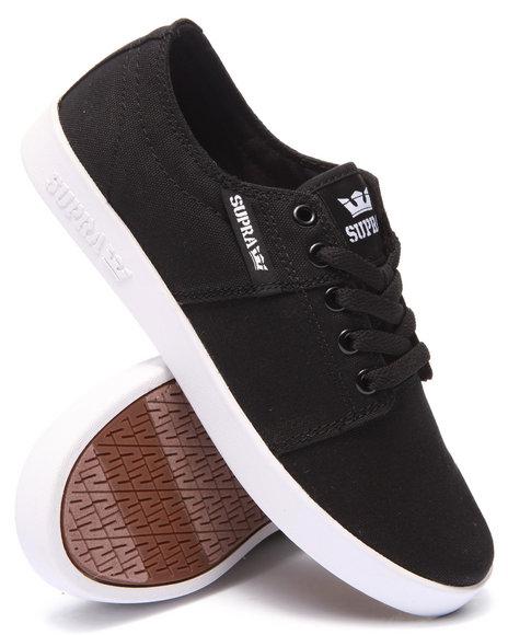 Ur-ID 219053 Supra - Men Black Stacks Ii Sneakers