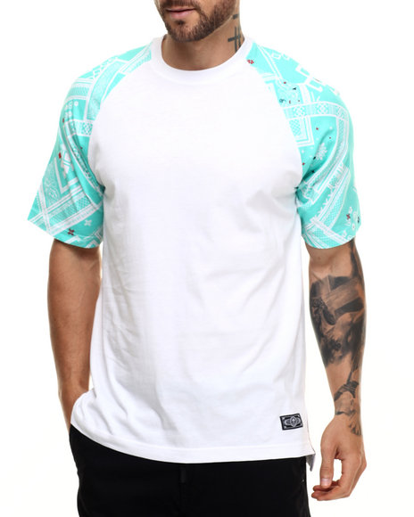 LRG - Men White Borracho T-Shirt