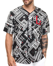 LRG - Los Lifted S/S Baseball Button-Down