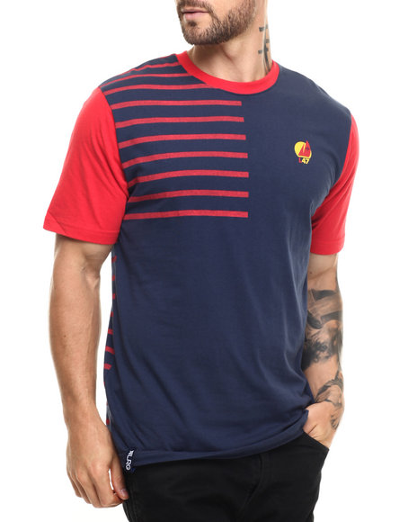 LRG - Men Navy Research & Rescue T-Shirt