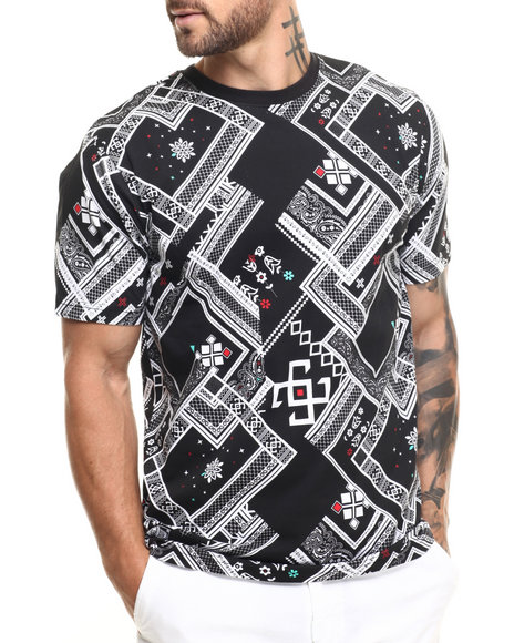LRG - Men Black Gringo T-Shirt