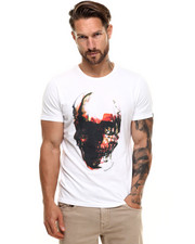 Shirts - Distored Skull Tee
