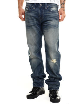 Straight - Ricky Quick Fade Jean w Flap