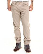 True Religion - Geno Overdye Chino w Flap