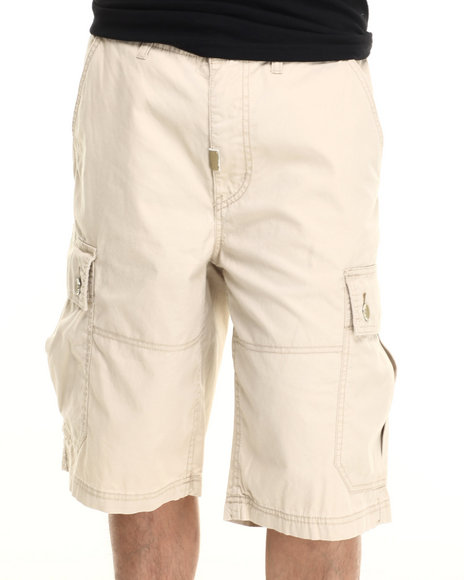 Lrg - Men Khaki Rc Classic Cargo Short 2
