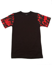 Boys - TAG DA CITY SOLID TEE (8-20)