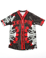 Tops - FRESH BASEBALL JERSEY (8-20)