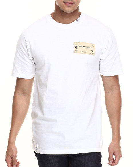 LRG - Men White Cannisters T-Shirt