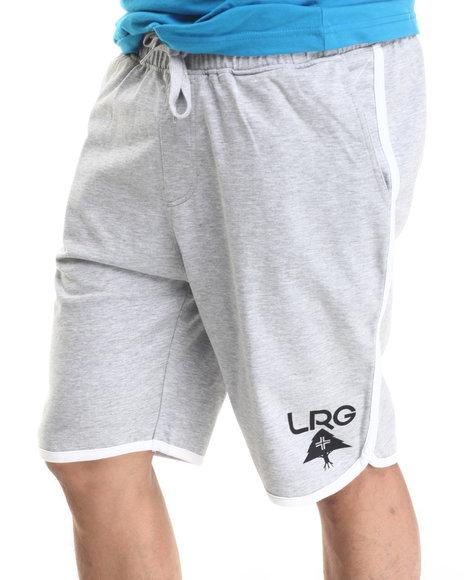 Ur-ID 219109 LRG - Men Grey Rc Jersey Scallop Short
