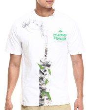Men - Mummy Finger T-Shirt