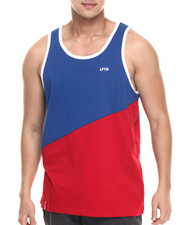 Men - RC Block Tank