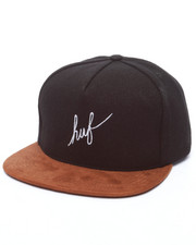 The Skate Shop - Wool Script Snapback Cap