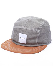 5-Panel/Camper - Chambray Field Volley 5-Panel Cap