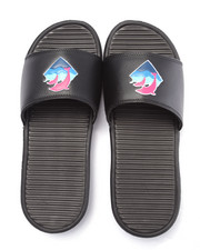 Men - PINK DOLPHIN SLIDES