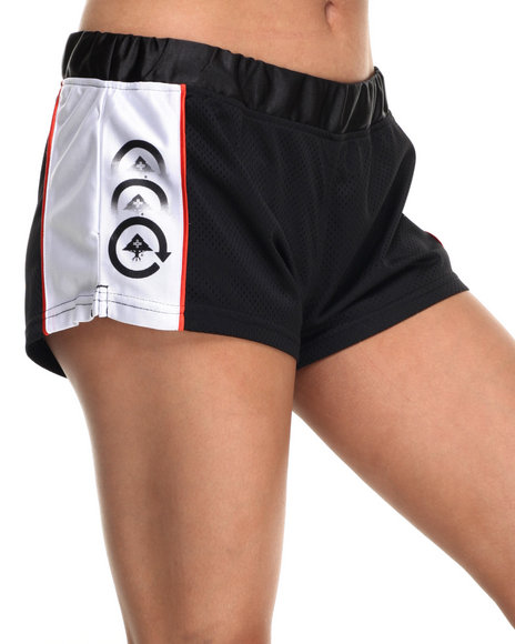 Lrg - Women Black Force 47 Short