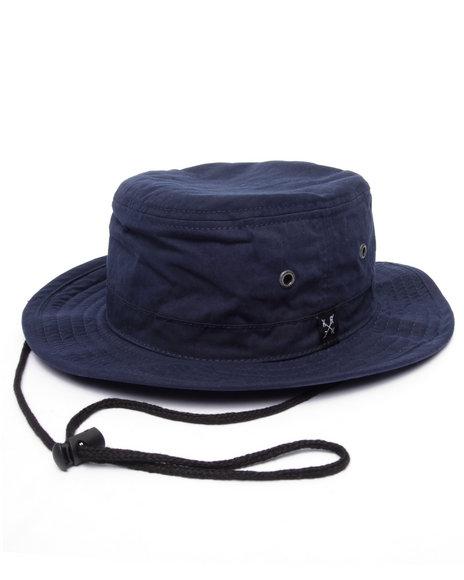 Ur-ID 219148 KR3W - Men Dark Blue Randle Bucket Hat
