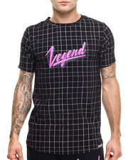 Shirts - LEGEND GRID S/S TEE