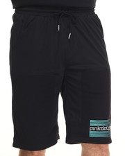 Men - SPEED SCRIPT MESH SHORTS