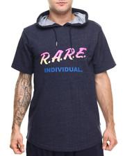 Men - RARE S/S HOODIE