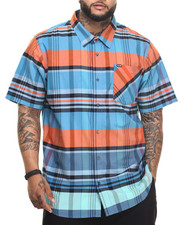 LRG - RC Madras S/S Button-Down (B&T)