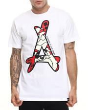 T-Shirts - Pink Dolphin X Alumni X L Logo S/S Tee