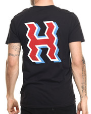 Men - Crooked H Tee