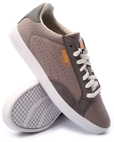 Ur-ID 219231 Puma - Women Grey Match Lo Wns Sneakers