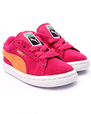 Girls - Suede Kids Sneakers (5-10)