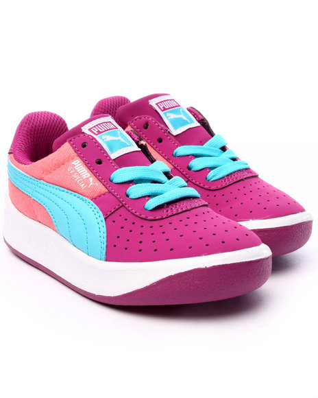 Puma - Girls Purple Gv Special Cvs Jr Sneakers (11-6) - $50.00