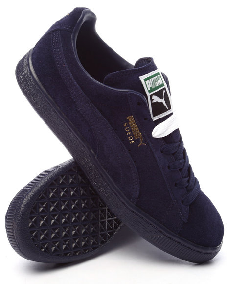 Puma - Men Navy Suede Classic + Ice
