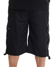 Shorts - Yosemite Belted Ripstop Short (B&T)