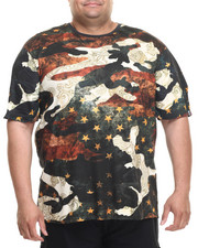 Akademiks - Movement Vintage Camo S/S Tee (B&T)