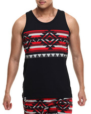 Men - Jeezy cut & sewn tank top