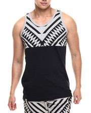 Akademiks - Nicki Cut & Sewn tank top