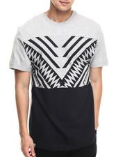 Shirts - Iggy cut & sewn s/s tee
