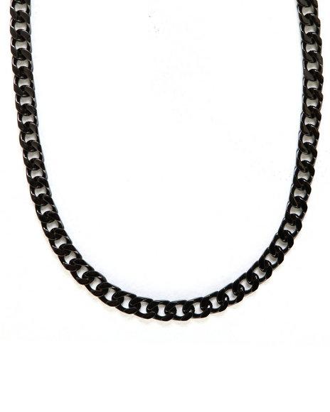 Rastaclat Men Premium Necklace Black - $60.00