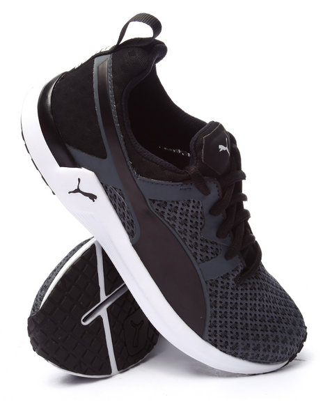 Puma - Women Black Pulse Xt Geo Wns Sneakers