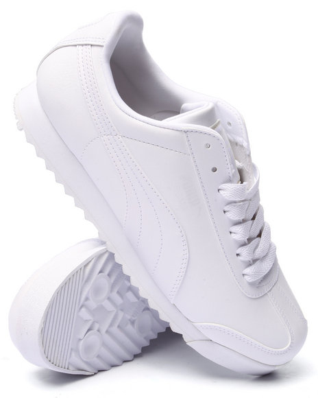 Puma - Women White Roma Basic Wns Sneakers