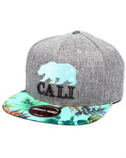 American Needle - Cali Bear Night Bright Strapback Hat